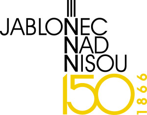 logo Jablonec nad Nisou 150 let 1 RGB